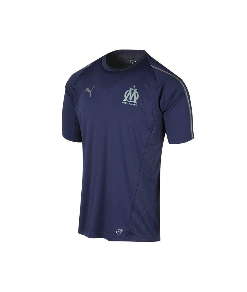 Puma Herren Olympique De Marseille Ss Trainingstrikot