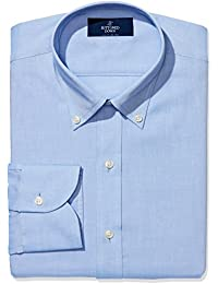 Men's Slim Fit Solid Non-Iron Dress Shirt