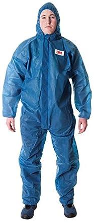 3M 4500B2XL Schutzanzug 4500 Blau Gr/ö/ße XX-Large