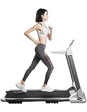 BABYCOW Koşu Bandı Ev Fitness Koşu Bandı Küçük Çok Fonksiyonlu Sessiz Fitness Makinesi Katlanır Şok Emici Elektrikli İç Mekan Spor Ekipmanı