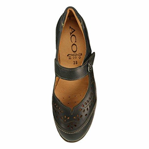ACO Shoes Ute 47 236/4037/738 Schwarz