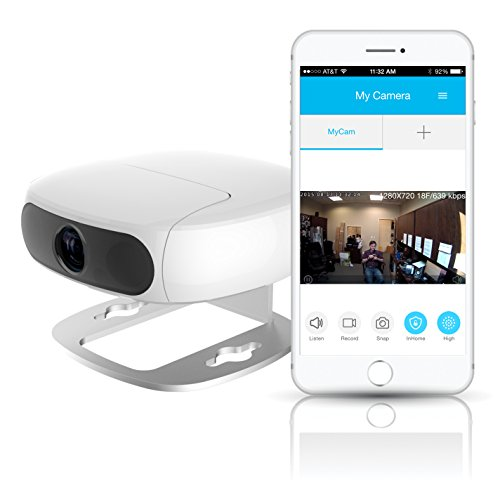 - Tofucam by Pyle - 2 Mega Pixel FULL HD 1080P in Home Wireless IP Camera and Baby Monitor - SD Recording and Time Lapse Export