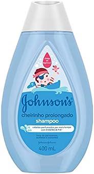 Johnson's Baby Shampoo Infantil Cheiro Prolongado, 4