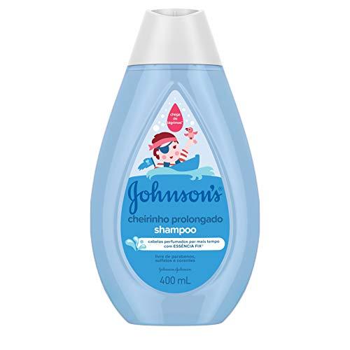 Shampoo Cheiro Prolongado Johnsons Baby