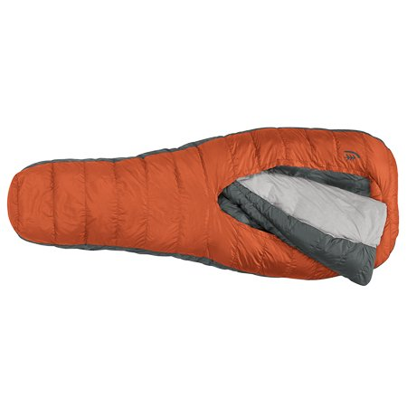Sierra Designs Backcountry Bed 600-Fill DriDown Long, 2 Season Sleeping Bag