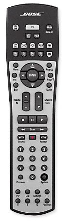 Bose Lifestyle RCV1T-27 Remote for Lifestyle V10,V20,V30