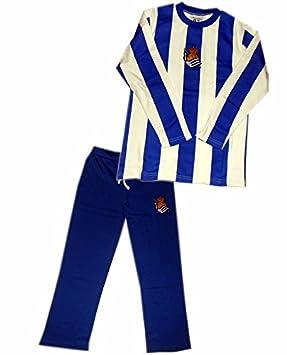 Pijama Real Sociedad Invierno Adulto (XXL)