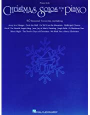 Christmas Solos for Piano
