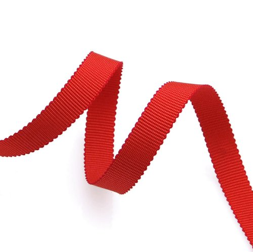 - Grosgrain Ribbon 3/8-Inch Red by 50 Yards