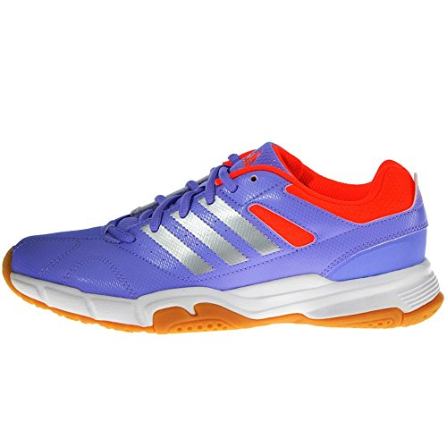 Argent Violet Adidas Rouge Counterblast Chaussures Handball Womens Trainers 3 4Y0awYqz