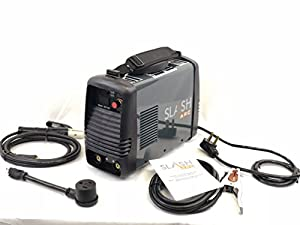 6. SlashArc DC 160 amp Dual voltage input IGBT Stick Welder
