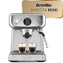 Cafetera barista automática Breville