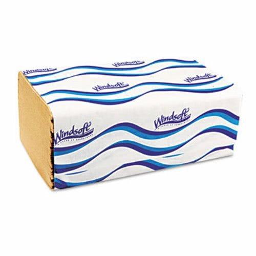 Windsoft WIN 106 Single-Fold Hand Towel 1-Ply 10.25 in. x 9.25 in.