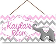 INNAPER Personalized Sign Kid's