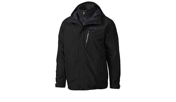 Marmot RAMBLE Component chaqueta 3-en-1 hombres: Amazon.es: Deportes y aire libre