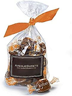 product image for AvenueSweets - Handcrafted Individually Wrapped Soft Caramels - 8 oz Bag - Pumpkin Spice
