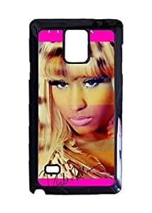 Engood Design Nicki Minaj Nicki Case Durable Unique Design Hard Back Case Cover For Samsung Galaxy Note 4 New