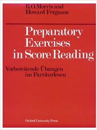 Preparatory exercises in score reading vorbereitende ubungen im preparatory exercises in score reading vorbereitende ubungen im partiturlesen 1st edition fandeluxe Images
