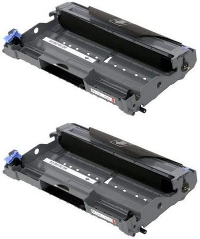 DR-350/_2PK SuppliesMAX Compatible Replacement for Brother DCP-7010//7025//MFC-7220//7420//7820 Drum Unit 2//PK-12000 Page Yield