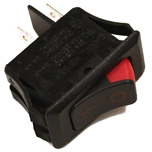 (Oreck Switch Type 6 XL7 Single speed)