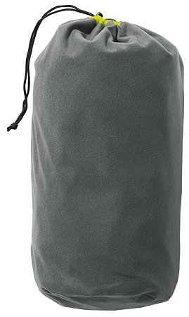 (Therm-a-Rest Stuff Sack Pillow, Limon/Grey, Small)