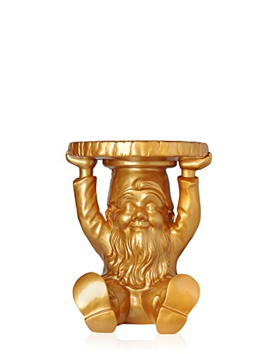 Kartell Attila Gnome, Pack of 1, Gold