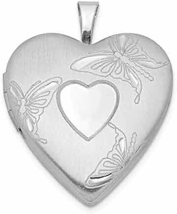 FB Jewels Solid I Heart Mom