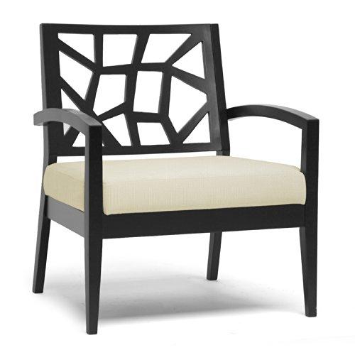 Baxton Studio Jennifer Lounge Chair 110