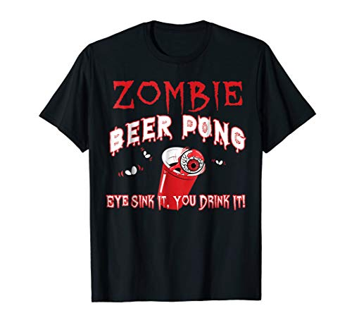 Beer Pong Tournament Costumes Halloween Gifts Couples -