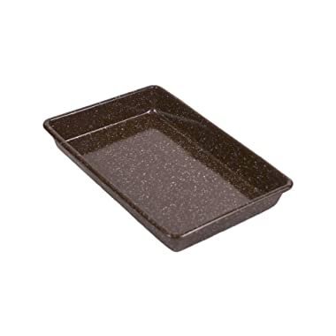 Granite Ware F0620 Better Browning 11 by 7-Inch Rectangle Cake Pan