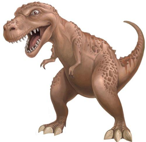 T-rex Mural - 1