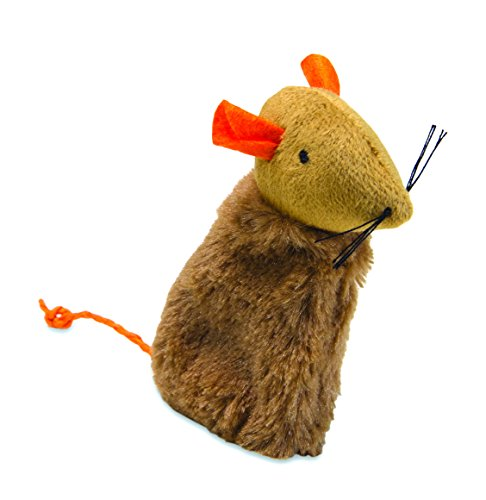 SmartyKat-Madcap-Mouse-Cat-Toy-Refillable-Catnip-Toy