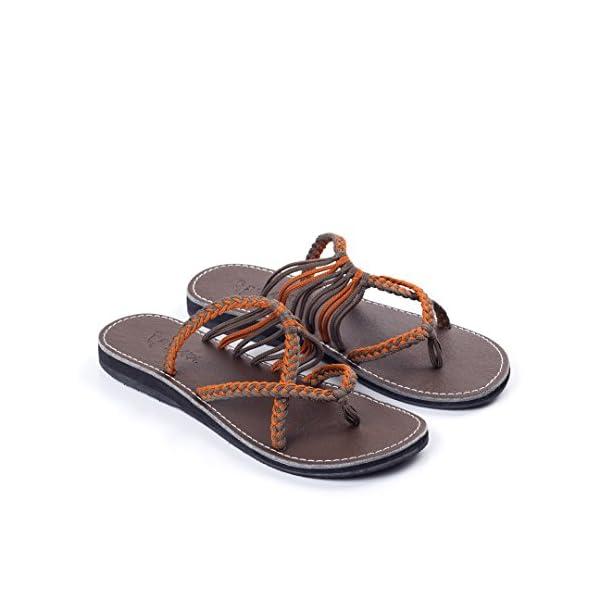 77d7cb65616 Plaka Flip Flops Sandals for Women Oceanside - Bohemian Fashion Corner