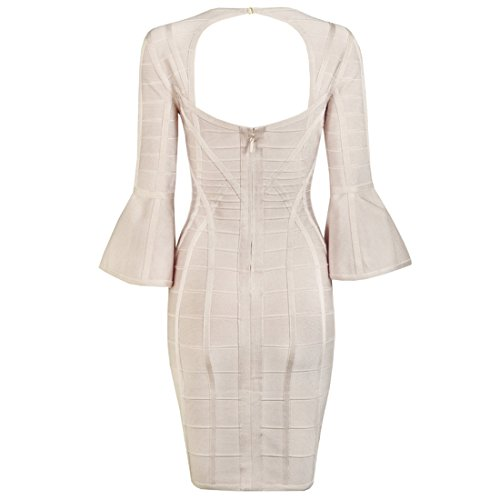 Rose blau Damen XS Kleid schwarz HLBCBG qX1Bw866W