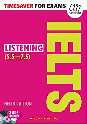 Download Listening for IELTS (Timesaver) PDF