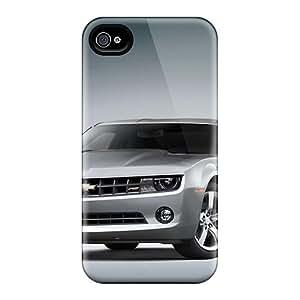 Cute Tpu LAZO Diamond 2010 Chevrolet Camaro Rs 8 Case Cover For Iphone 4/4s