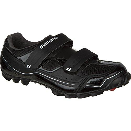 Shimano SH-M065 Cycling Shoe - Men's Black, 47.0