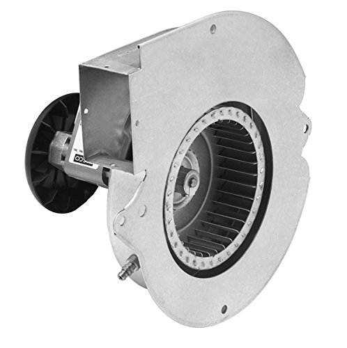 Fasco A208 Shaded Pole OEM Replacement Specific Purpose Blower with Ball Bearing, 1/28HP, 3000rpm, 115V, 60Hz, 1.75 amps