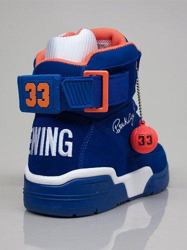 Ewing Atletiek Ewing Atletiek 33 Hi Blauw / Wit / Oranje Royal Wit Oranje