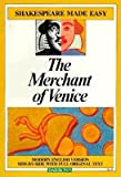 Image of The Merchant of Venice (Shakespeare Made Easy)