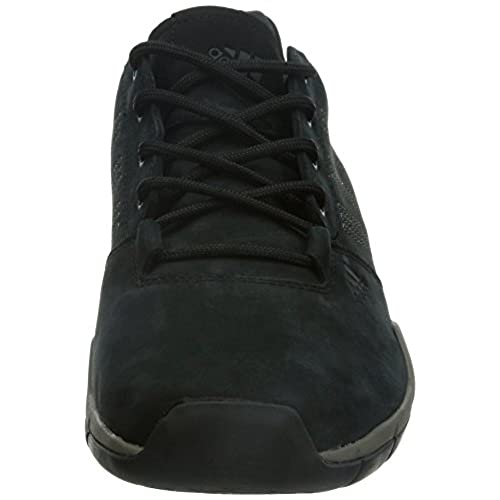 the latest 1f229 31df4 salida adidas ANZIT DLX - Botas de montaña para hombre, color negro  marrón