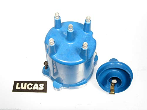 Lucas Brand Distributor Cap & Rotor Kit Fits Ford Mustang II Pinto & Fairmont ()