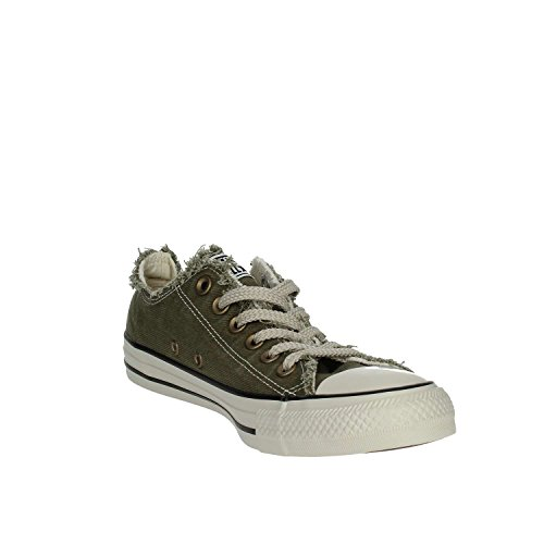 Sneakers Converse Women Dark Green 161012C Low Hqa0xpqg