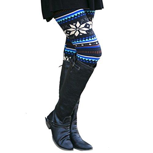 Pants for Womens, FORUU Casual Lady Skinny Print Stretchy Jegging Slim Leggings
