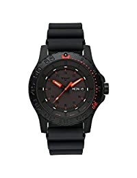 Traser Red Combat Watch - Rubber 104148