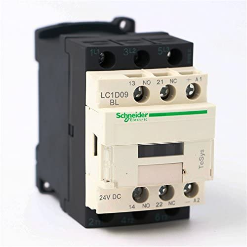 AC Contactor 3P LC1D09 LC1D09M7 LC1-D09M7 9A 220V AC coil