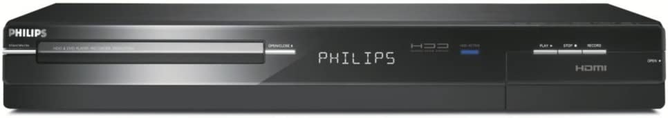 Philips DVDR3576H DVD Recorder with 160GB Hard Disc and Built-In Tuner