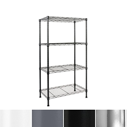 """casa pura Metal Storage Shelves 