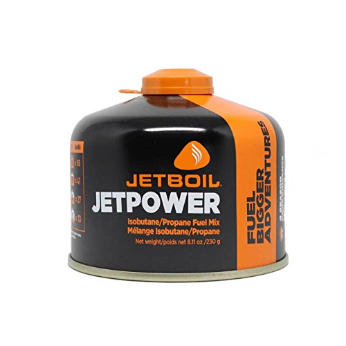Fuel Stove - Jetboil Jetpower 4-Season Fuel Blend, 230 Gram