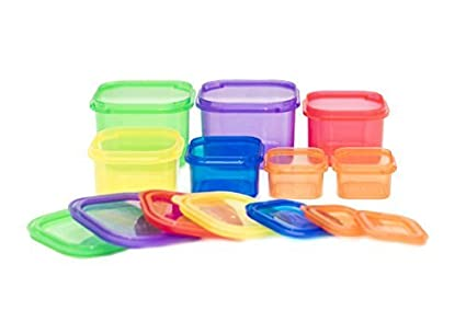 Amazon Com Sale 21 Day Portion Control Diet Container Set Labeled